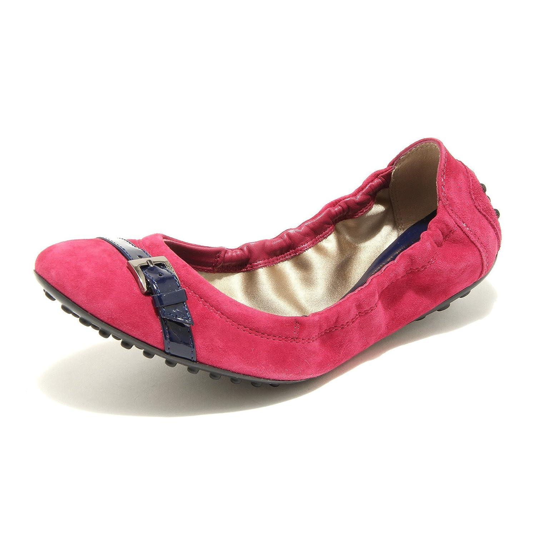 9270 ballerine donna fucsia TOD'S scarpe scarpa ballerina donna shoes women Fucsia