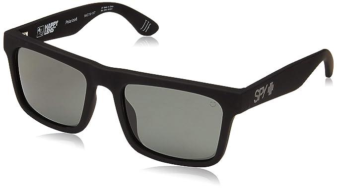 Spy Gafas de Sol Atlas, Negro polarizadas Bronce / - Happy ...