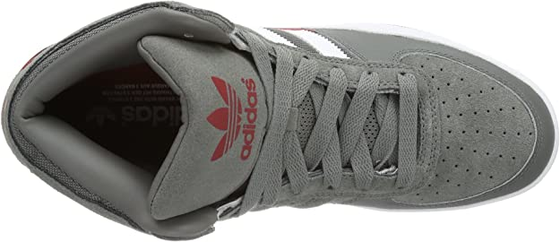 adidas Originals Forum X, Zapatillas para Hombre, Mid Cinder F/Running White FTW/St Nomad Red S, 48 2/3 EU / 13 UK: Amazon.es: Zapatos y complementos