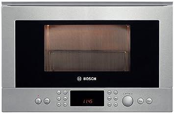Bosch HMT85G650, 1990 W, 230 V, 10 A, Acero inoxidable ...