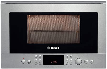 Bosch HMT85G651, 1990 W, 230 V, 10 A, Acero inoxidable ...