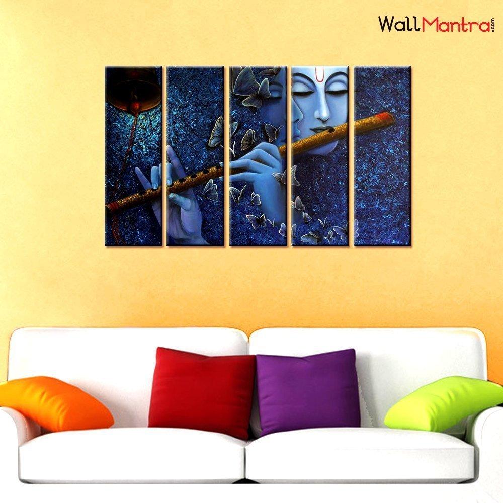 wall Paintings of Radha Krishna – mydealforme