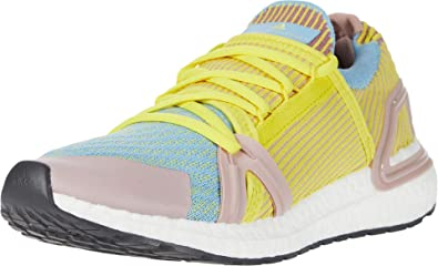 portátil Grupo Desplazamiento  Amazon.com | adidas by Stella McCartney Ultraboost 20 S. Sneaker Dusty  Rose/AMC/Fresh Lemon/Clear Blue 5 | Fashion Sneakers