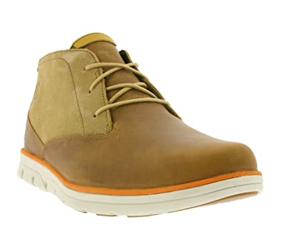 Timberland CA15PS Men's Bradstreet PT Chukka, Color: Brown, Size: 8(M