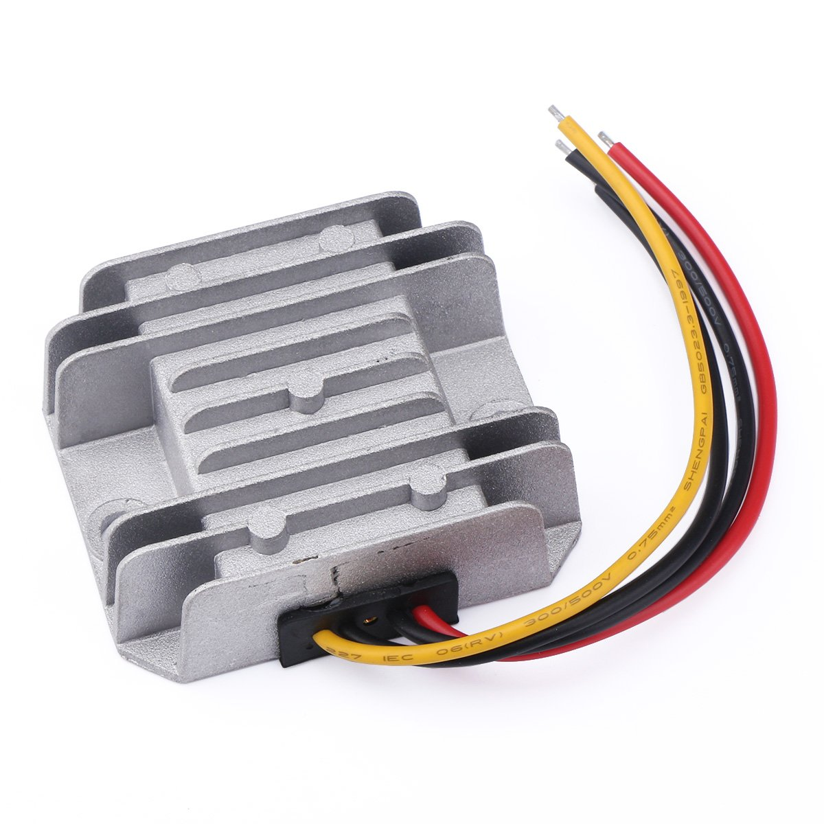 Drok Dc Buck Converter 12v 24v To 5v 5a 25w Step Down Voltage Regulator The Power Supply Is Essentially Same Transformer Volt Inverter Module Industrial Scientific
