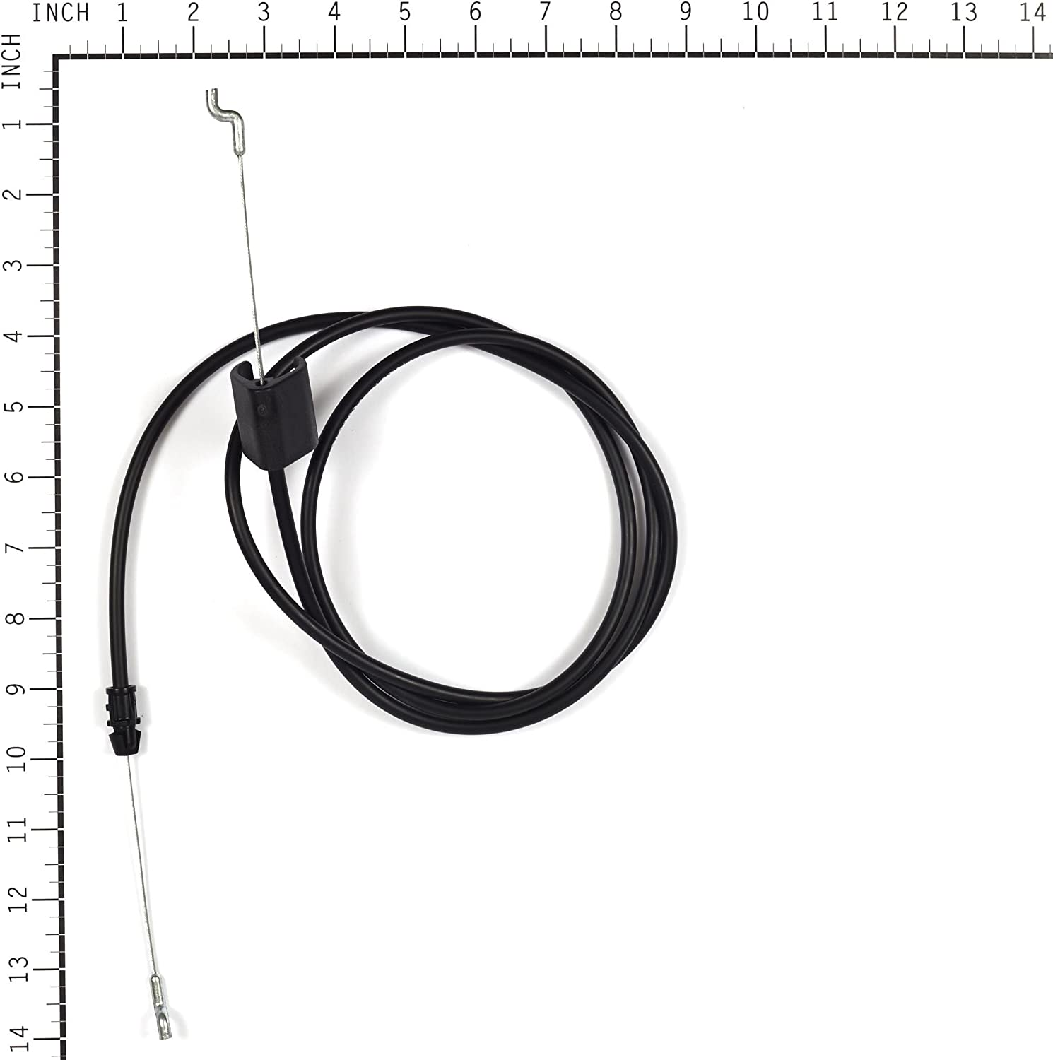 Briggs /& Stratton OEM 7101399YP replacement cable 21 wbm bail