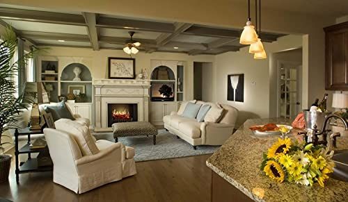 Best Electric Fireplace for Living Room