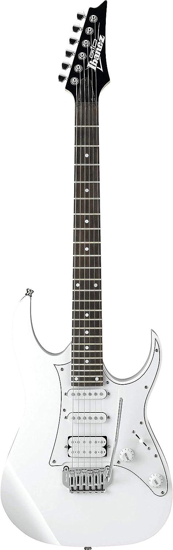 Ibanez GRG140-WH - Guitarra eléctrica, color blanco