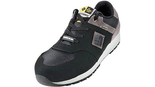 To Work For - Cheetah s1+p src hro - zapatillas de seguridad - talla 37 - negro Giasco - Calzado de Protección para Mujer Multicolor Negro/Morado 38 EU Sta0Zxv8p