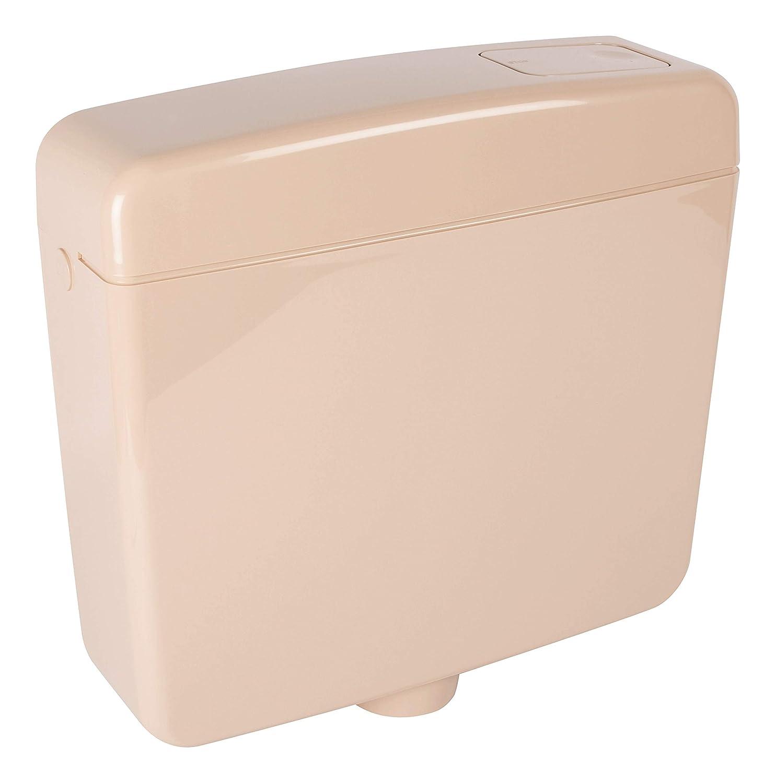 07AB2317 Stand-WC als Flachsp/üler mit waagerechtem Abgang in Wei/ß Calmwaters Universal