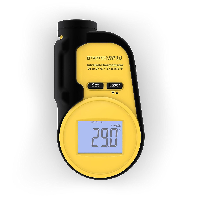 TFA 31.1108 Mini Flash Infrarot Thermometer Temperatur Messgerät Pyrometer