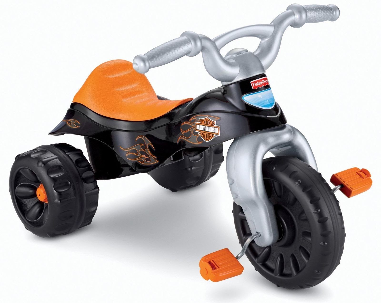 Big Wheel Motorcycle Bike Kids Toddler