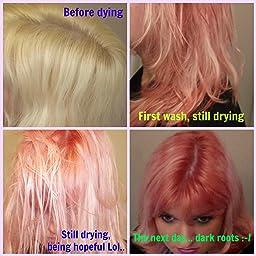 Amazon.com : L'Oreal Paris Hair Color Feria Pastels Dye, Smokey Blue