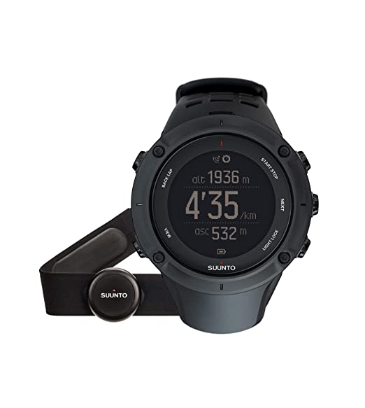 Suunto Ambit3 Peak Black HR