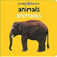 Animals: Animales (Bright Baby) (English and Spanish Edition)
