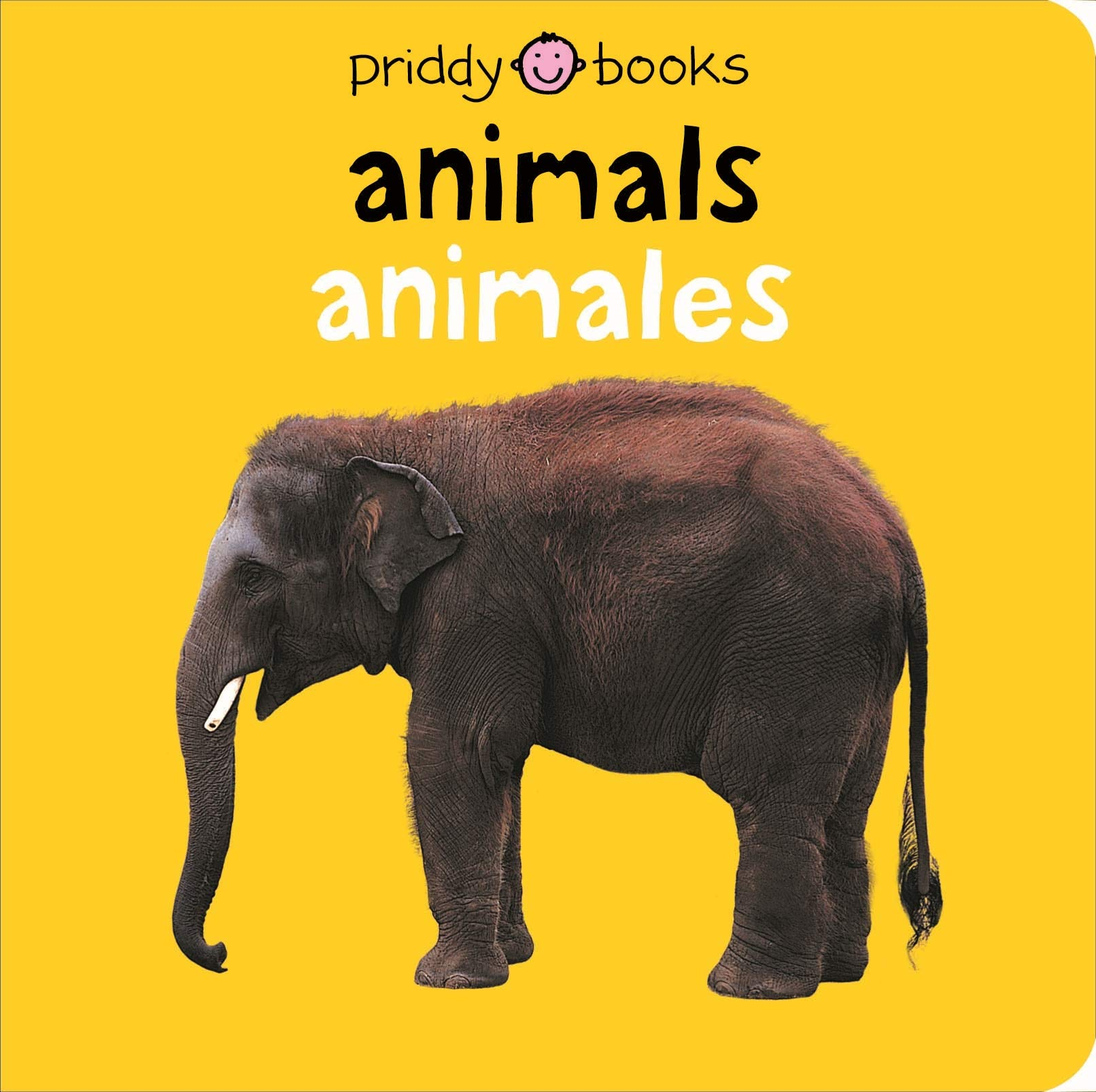 Animals Animales Bright Baby English And Spanish Edition