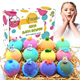 Kids Bath Bombs with Surprise Toys Inside