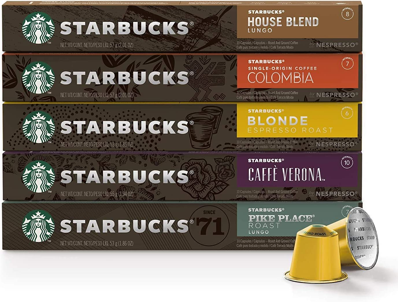 Starbucks coffee pod gifts set