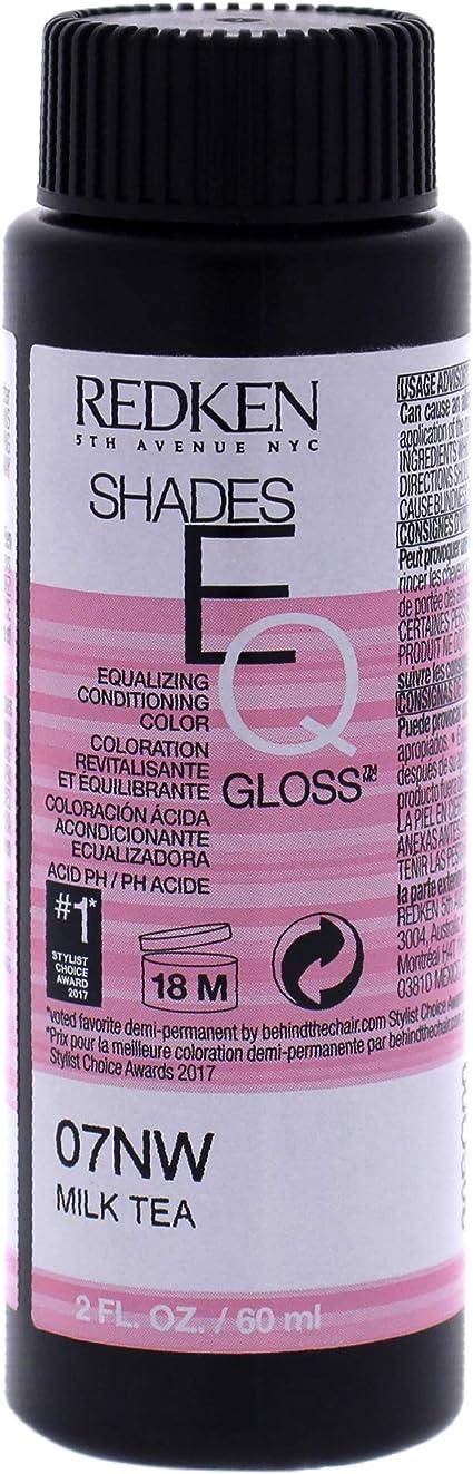 Redken Shades EQ Cream 7 WN Coloración - 60 ml