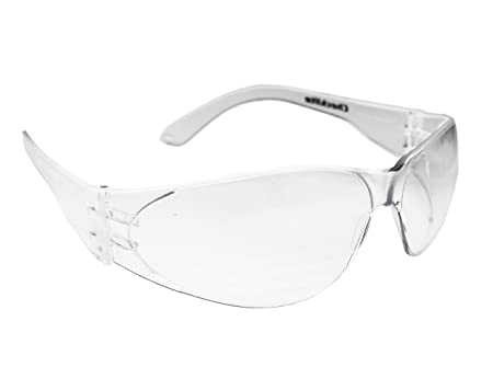 495b54535de Image Unavailable. Image not available for. Colour  REIS Checklite Glasses  UV Protection Unisex PC Clear Light ...