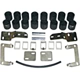 """Performance Accessories, Ford Ranger/Mazda B Including Edge (Manual Trans Req 3700) 3"""" Body Lift Kit, fits 2001 to 2011, PA70033, Made in America"""