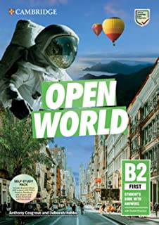 Open World First Students Pack Students Book without Answers and Workbook without Answers and Audio English for Spanish Speakers: Amazon.es: Cosgrove, Anthony, Hobbs, Deborah, Wijayatilake, Claire: Libros