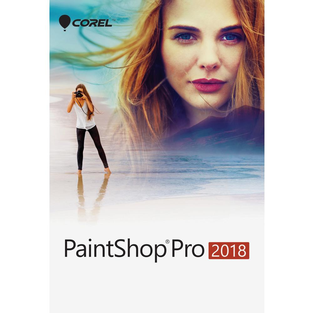 Corel PaintShop Pro 2018 [Download] by Corel