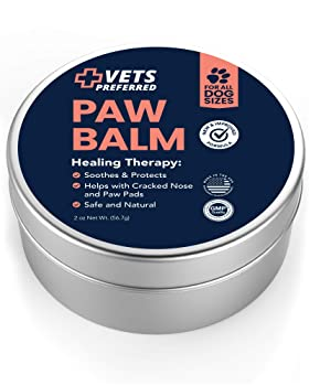 Vets Preferred 2oz Dog Paw Balm
