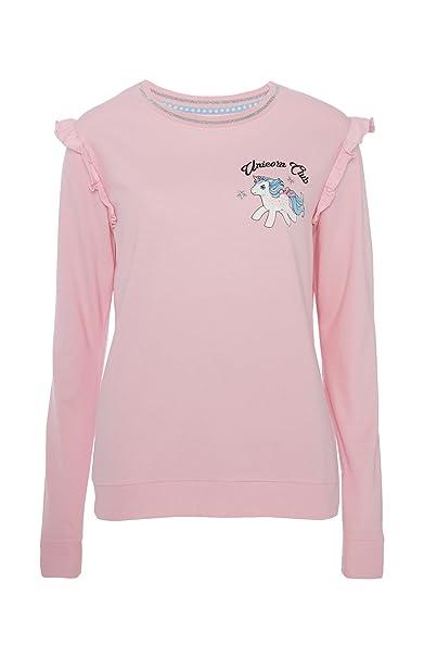 Primark - Camiseta - para Mujer Rosa Rosa S: Amazon.es: Ropa y accesorios