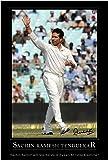 Posterboy 'Sachin Tendulkar - Farewell Test' Poster (Black, 30.48cm x 45.72cm)
