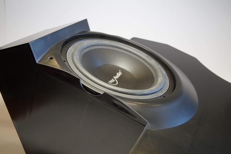 Mercedes Smart 451 i-sotec Subwoofer Bassbox passend fü r Beifahrerfuß raum