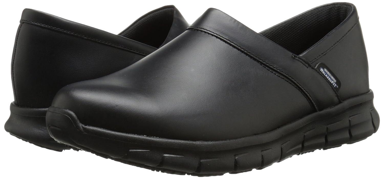 Skechers Trabajan En Forma Relajada Consuelo De Los Hombres Zapatos Sin Cordones fyJyZucc9C