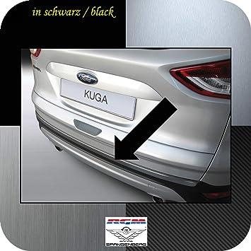 Richard Grant Mouldings Ltd. Original RGM ladekant Protección Negro para Ford Kuga II SUV Kombi a Partir de año 03.2013 de rbp589: Amazon.es: Coche y moto