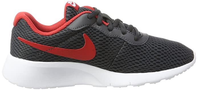 new style af674 ab040 Nike Tanjun (GS), Sneakers Basses garçon  Amazon.fr  Chaussures et Sacs