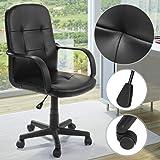 Oficina Negra H 21323 De SixbrosSilla 8365l Giratoria 5Aj3qRL4