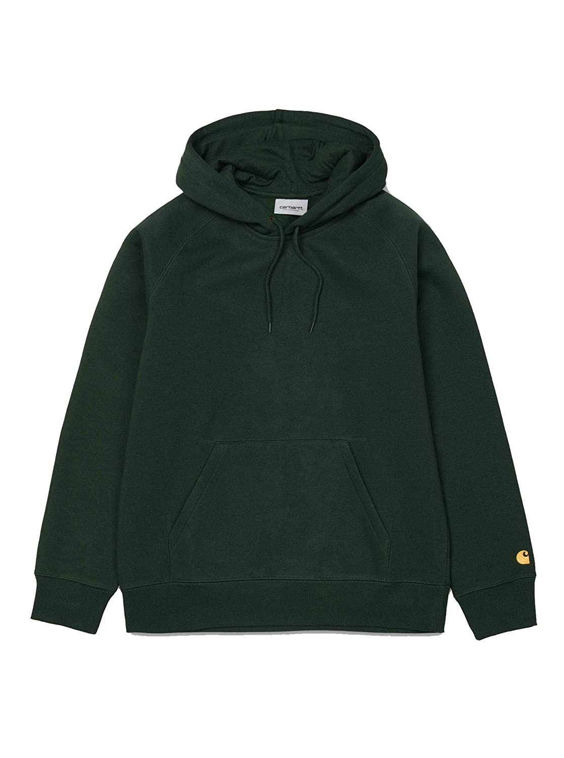 Carhartt Chase Pullover Hood Loden Gold