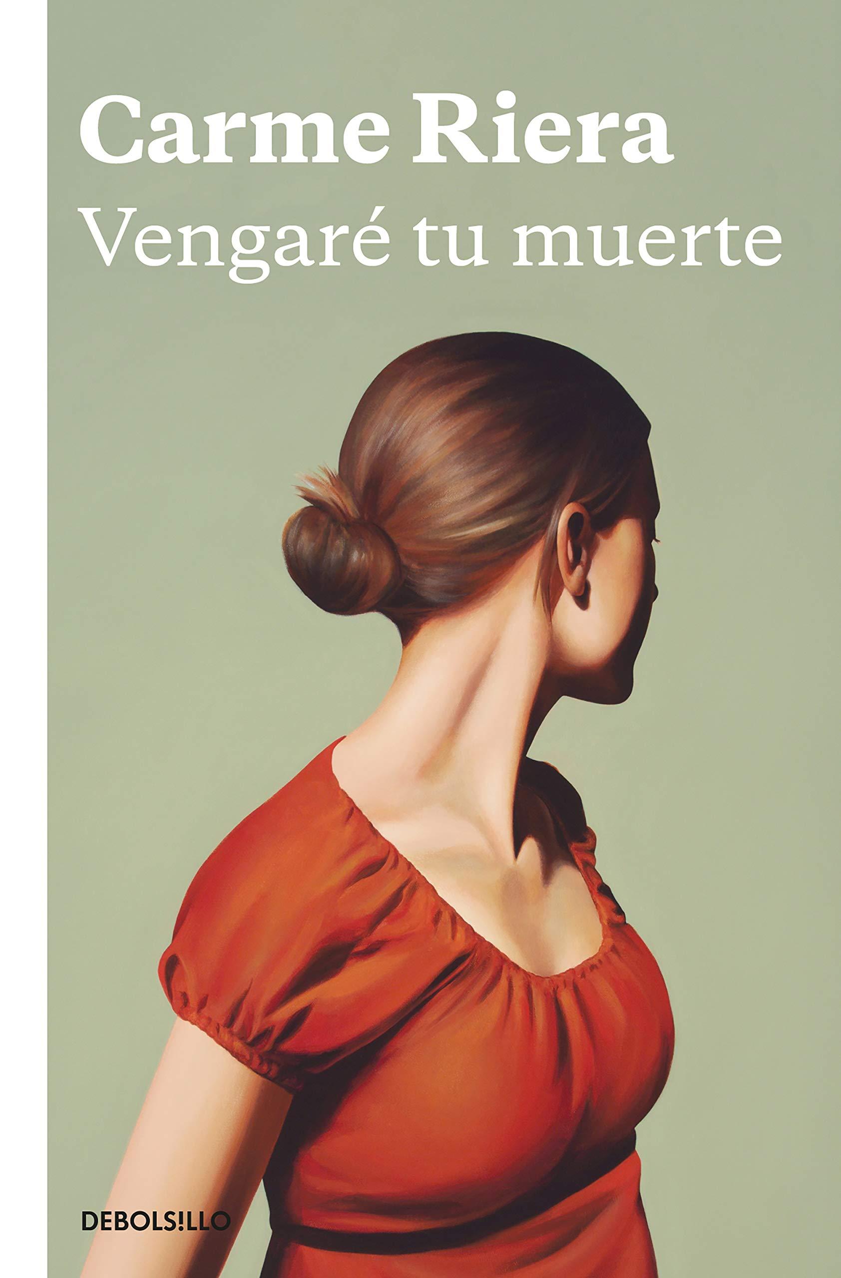 Vengaré tu muerte (Best Seller): Amazon.es: Riera, Carme: Libros