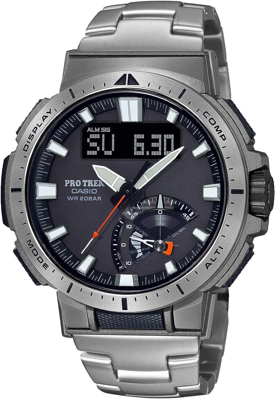 71q6bkhV0DL. AC UL1500  - アウトドアだけじゃない!ビジネスにも使える腕時計 PRO TREK『PRW-60T-7AJF』