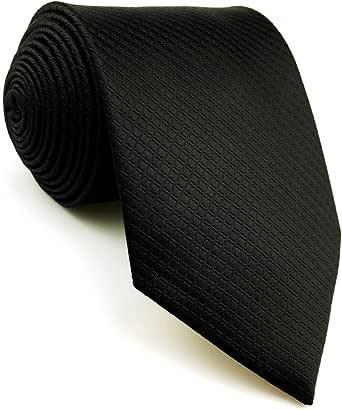 Shlax&Wing Hombre Traje De Negocios Seda Corbatas Para Color ...