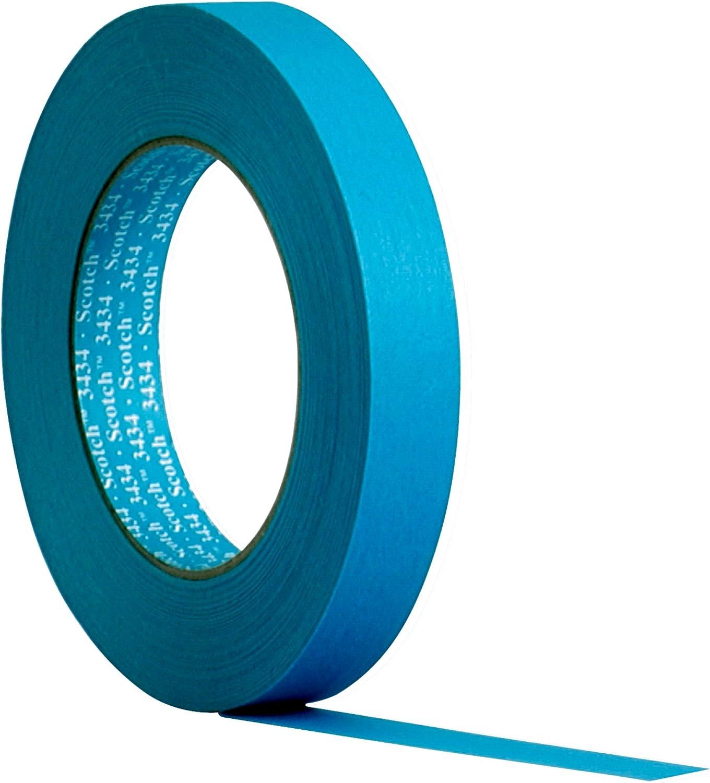 3m Scotch Blaues Band 3434 110 C 18 Mm X 50 M 07895 1 Auto