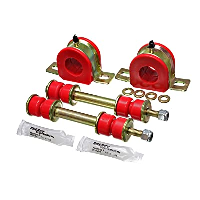 """Energy Suspension 1-1/4"""" GM GREASEABLE SWAY BAR Set: Automotive"""