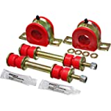 Energy Suspension 3.5178R 1-1/4' Greasable Sway Bar Set for GM
