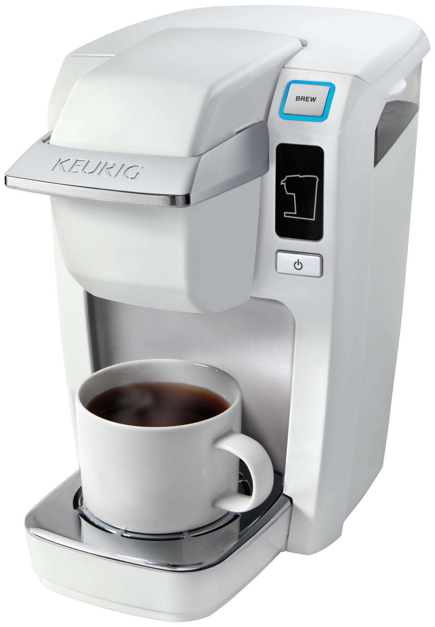 Keurig K10 Mini Plus Brewing System, White