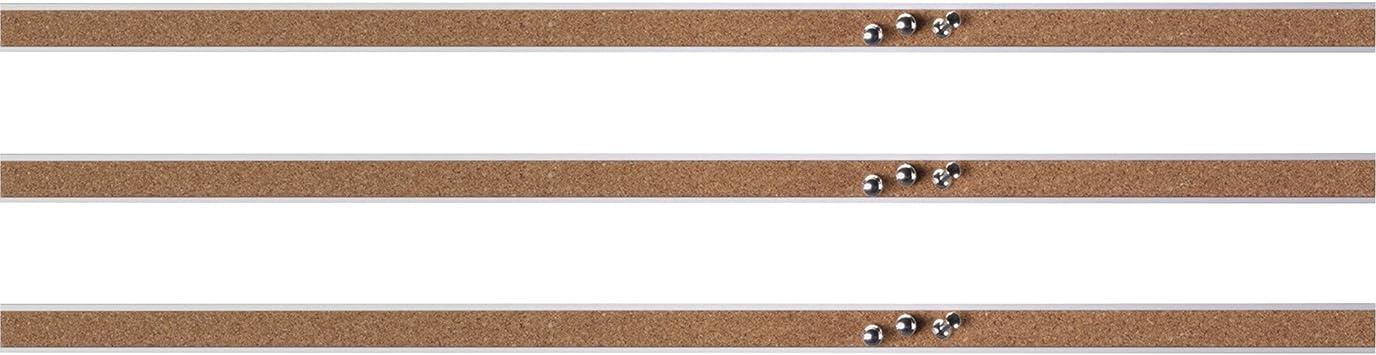 Quartet 2006 Bulletin Bar Aluminum frame Self-healing Cork 48L