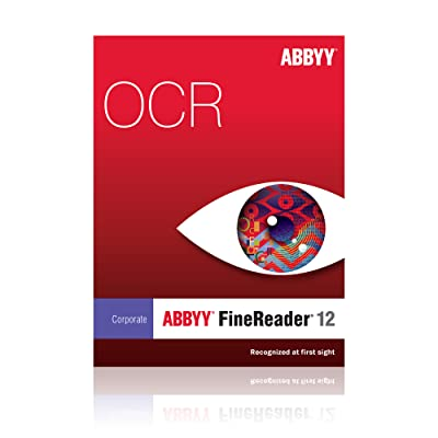 ABBYY FineReader 12 Corporate 4-Core [Download]