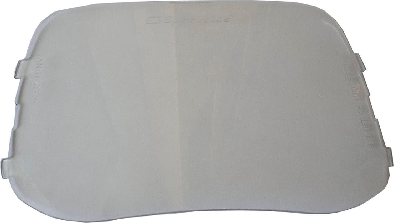 3M 777070 - Cubrefiltro exterior resistente al calor (10 unidades)