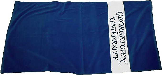 Georgetown University Hoyas Beach Bath Towel