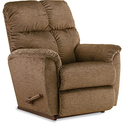 Stupendous La Z Boy Mason Reclina Rocker Recliner Brown Sugar Gamerscity Chair Design For Home Gamerscityorg