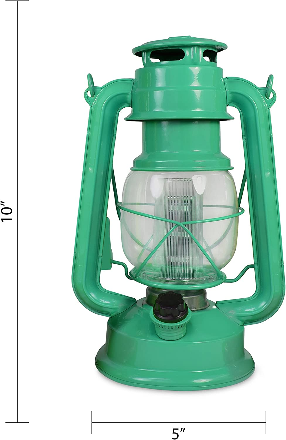 Pack of 2 Northpoint Vintage Collection Dimmable Lantern