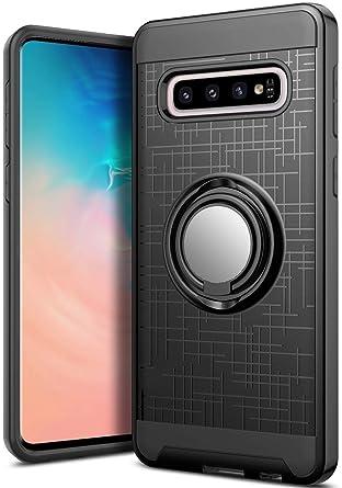 Amazon.com: Aeska - Carcasa para Samsung Galaxy S10 Plus ...